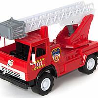 Игрушка Пожарная машина Orion 027