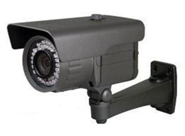 Видеокамеры цветные с ИК подсветкой (на кронштейне)