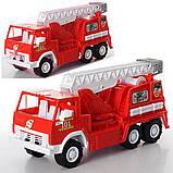 Пожарная детская машина Orion 034, фото 2