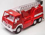 Пожарная детская машина Orion 034, фото 6