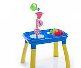 Столик-песочница с мельницей 53,5-34,5-40,5 см, фото 3