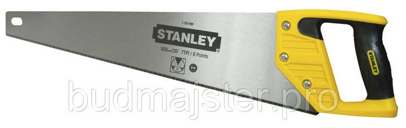 """Ножівка Stanley """"OPP HEAVY DUTY"""" по дереву L=500 мм"""