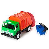 Детский грузовик Мусоровоз Х2. Orion 273, фото 6