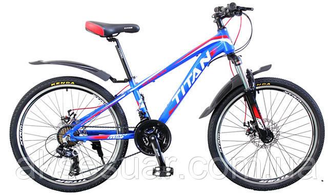 "Велосипед "" TITAN "" Scorpion - 24 "", фото 1"