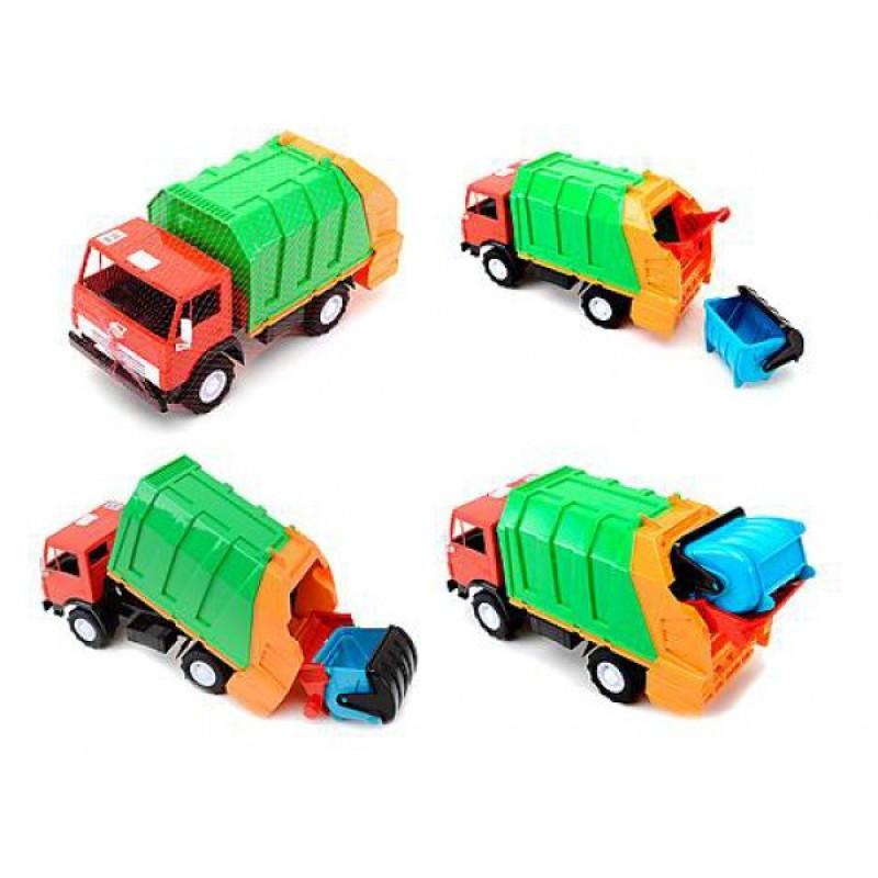Детский грузовик Мусоровоз Х2. Orion 273