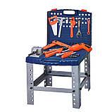 Набор инструментов чемодан-стол 57 деталей, фото 2