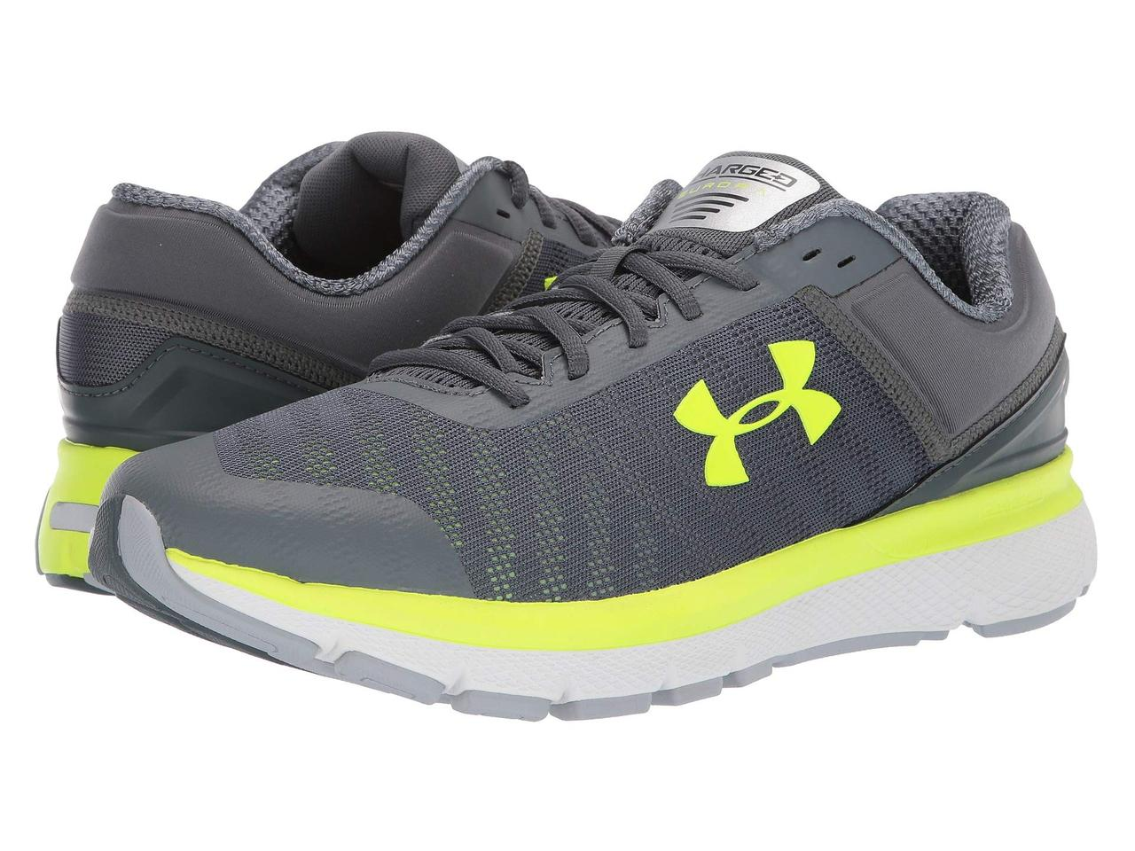 promo code 35c22 14f34 Кроссовки Кеды (Оригинал) Under Armour UA Charged Europa 2 Pitch Gray High