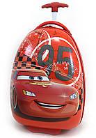 """Детский чемодан дорожный на колесах """"Josef Otten"""" Тачки-2, 520263"""
