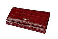 Кошелек женский красный натуральная кожа Karya 1116-08, фото 1