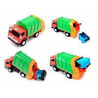 Детский грузовик Мусоровоз Х2. Orion 273, фото 1