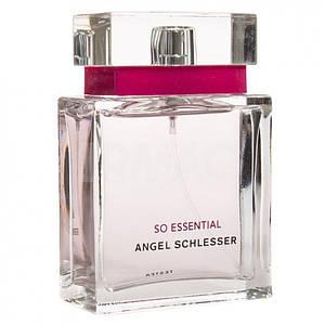 Angel Schlesser So Essential туалетная вода 100 ml. (Тестер Ангел Шлессер Соу Эссенциале)