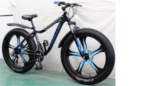 Велосипеды-ФЭТБАЙКИ