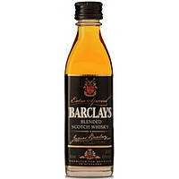 Виски Barclays 0,05L