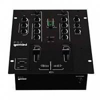 Микшерный пульт для DJ Gemini PS-2 Микшерный пульт для DJ GEMINI PS-2