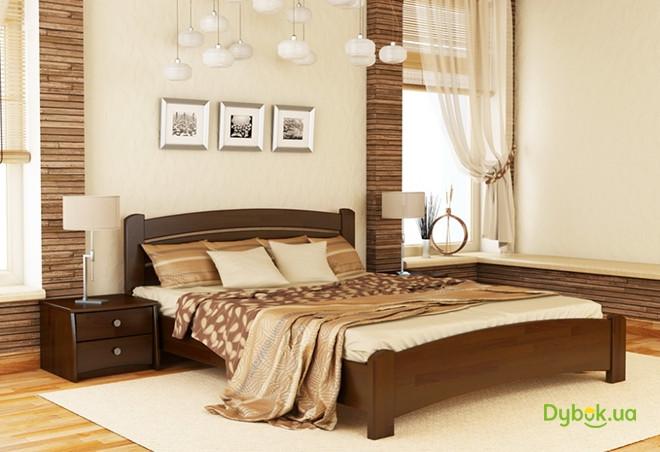 Серия Вега кровать Венеция Люкс 120х200 (щит)