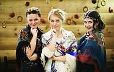 Где купить красивые платки?
