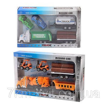 Набор машинок 9908-1-2
