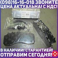 ⭐⭐⭐⭐⭐ Колодка торм. дисковая     (комплект  на ось) BPW, DAF XF95, IVECO, MB ACTROS, SAF, SCANIA (RIDER) RD 29108PRO