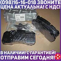 ⭐⭐⭐⭐⭐ Колодка торм. дисковая     (комплект  на ось) BPW SKH (RIDER) RD 29165PRO
