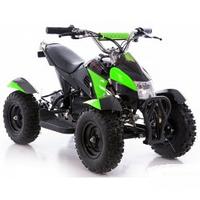 Детский квадроцикл Profi EATV 800W(зеленый)@