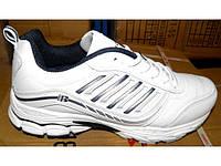 Кроссовки подростковые Bona 628 - 2 - A  белый * 18741