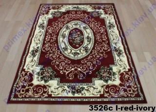 Tabriz 3526c l-red-ivory
