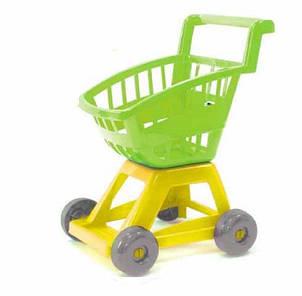 """Детская тележка с корзиной """"Супермаркет"""", фото 2"""
