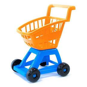 """Детская тележка с корзиной """"Супермаркет"""", фото 3"""
