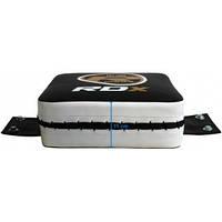 Настенная подушка для бокса квадратная Small Gold RDX .  Черный