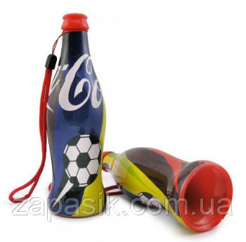 Оригинальный Прикольный Сувенир Дудка Спортивного Болельщика Coca Cola