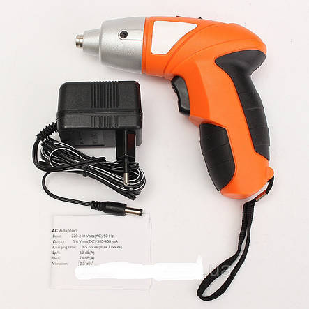 Инструмент Tools Электроотвертка, фото 2