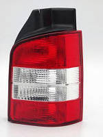 Фонарь зад. L Volkswagen T5 (белый поворот) розпашонка