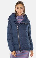 Женская синяя куртка MR520 MR 202 2688 0818 Dark Blue