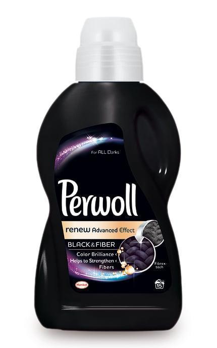 "Гель для стирки Perwoll Black ""Advanced Effect"" (900мл.)"