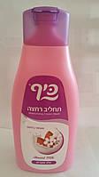Крем-Гель для душа миндальное молочко от израильского бренда Keff