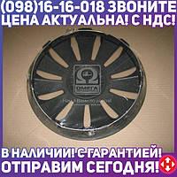 ⭐⭐⭐⭐⭐ Колпак колесный R14 REX хром 1шт. (Дорожная Карта)  DK-R14RC