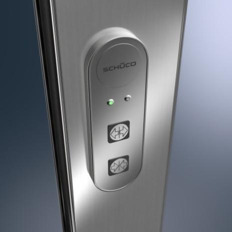 Приводная система Schüco e-slide