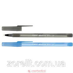 Ручка шариковая BIC раунд стик черный