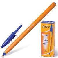 Ручка шариковая BIC оранж синий