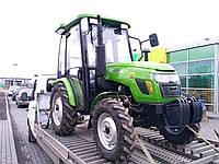 Трактор с кабиной, DW 404DRС, (40 лс, 4х4, 4 цил., ГУР, КПП реверс, блок. диф.), фото 1