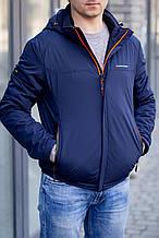 Куртка мужская BLACK VINYL TC19-1386