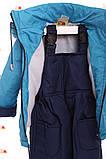 Демисезонная куртка с капюшоном  и  штаны для мальчиков 86-116р, фото 5