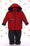 Демисезонная куртка с капюшоном  и  штаны для мальчиков 86-116р, фото 8