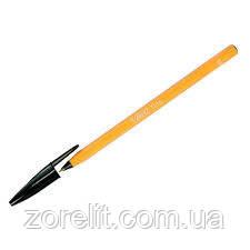 Ручка шариковая BIC оранж черний