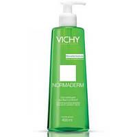 Виши Нормадерм гель для глубокого очищения кожи 400 мл (Vichy Normaderm Gel)