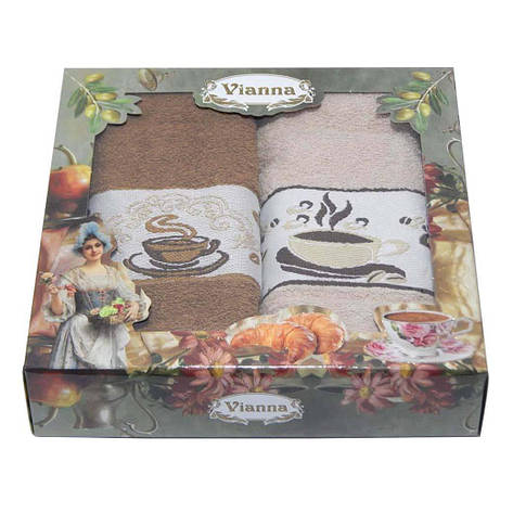 Салфетки Vianna махра 50*70 2 штуки 50*70, фото 2