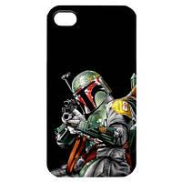 Чехол для iPhone 4 клон Звездные войны