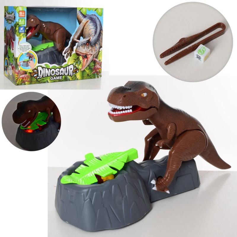 """Настольная игра для всей семьи """"Перехитри динозавра"""",6868"""