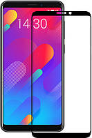 Защитное стекло Mocolo 2.5D Full Cover Tempered Glass Meizu V8 Pro Black