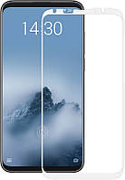 Защитное стекло Mocolo 2.5D Full Cover Tempered Glass Meizu 16 White